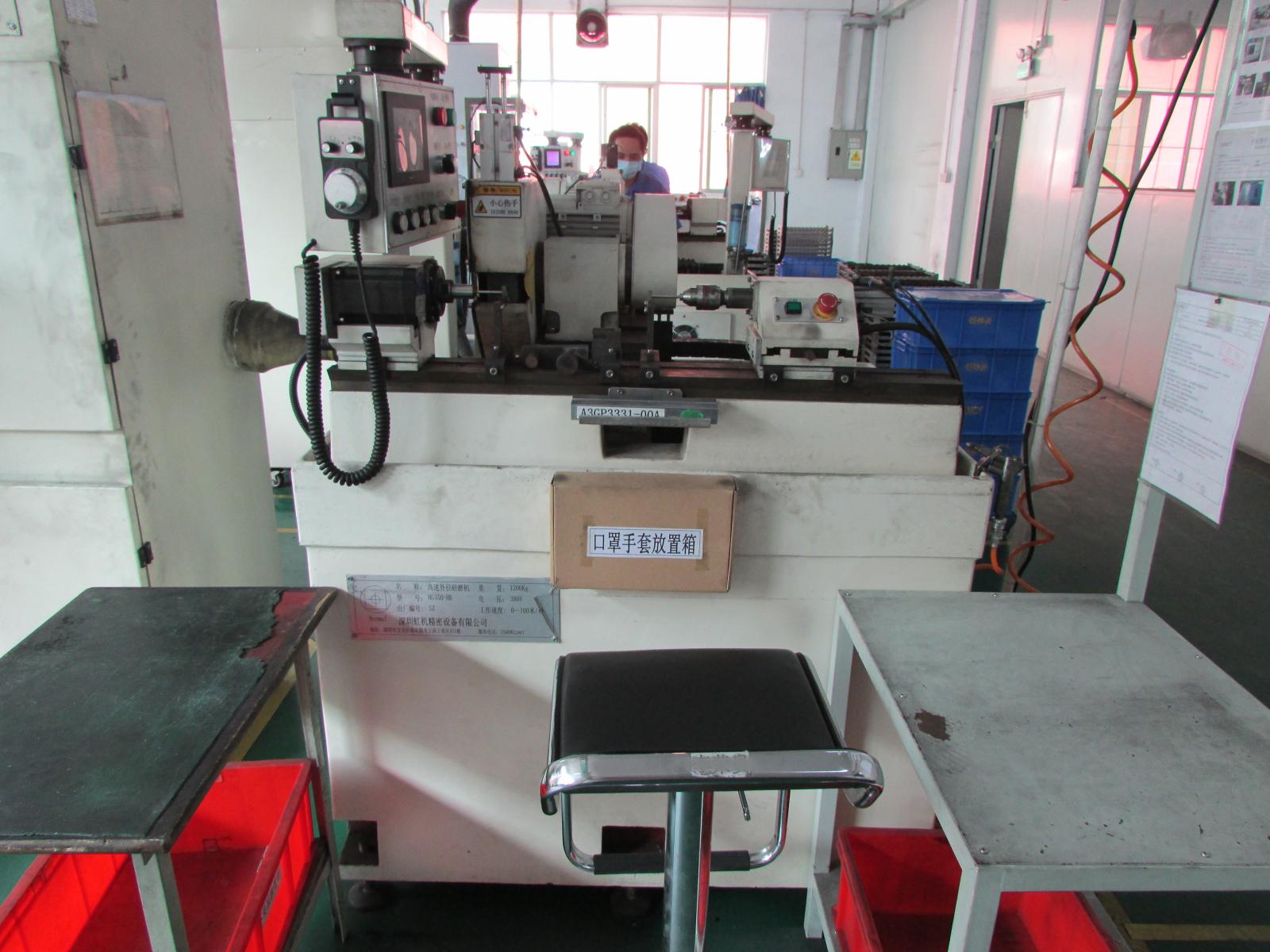 高速数控磨床--深圳市虹机精密设备有限公司